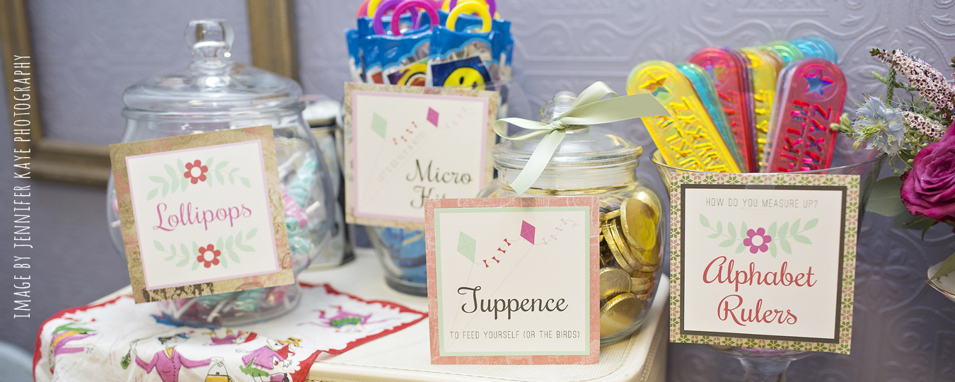 Jolly Holiday Mary Poppins 3rd Birthday Party | Naperville Party Planner